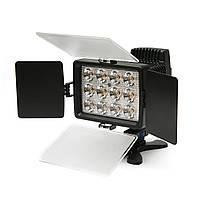 Накамерный свет PowerPlant LED 1040A