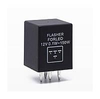 Реле поворотів для LED 4 контакту, 12В