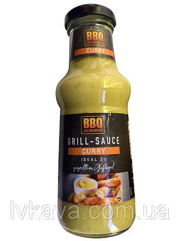 Соус BBQ  zeit zum grilll - sauce Curry , 250 ml, фото 2