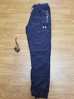 Спортивні штани HH темно-сині на манжеті