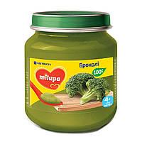 Овощное пюре Milupa Брокколи 125 г 122317 ТМ: Milupa