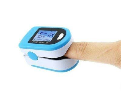 Пульсометр беспроводной на палец Pulse Oximeter