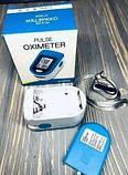 Пульсометр беспроводной на палец Pulse Oximeter, фото 7