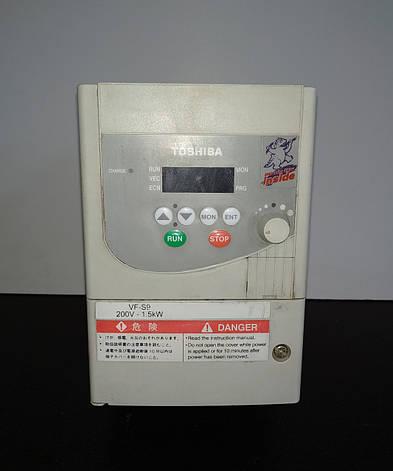 Б/У Преобразователь частоты TOSHIBA TOSVERT VF-S9 (инвертор), фото 2