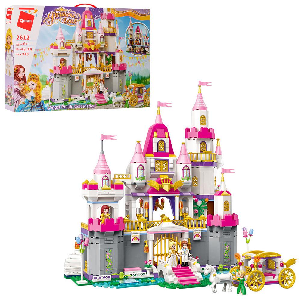 Конструктор Замок принцеси BRICK 2612