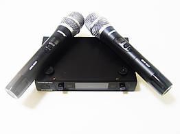 Радиосистема Shure AWM-505R база 2 микрофона Черный 008435, КОД: 1766289