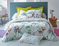 Комплект постельного белья Карпаты Текстиль Сатин-Люкс №73 Двуспальный  c наволочками 50x70 см.