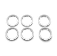 Bugaboo накладки на колесные диски Bee 5 WHITE