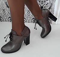 Туфли женские на каблуке 38р