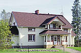 Тройник терракота 67° 90/75 Profil, фото 9