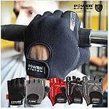 Перчатки для фитнеса PowerSystem PRO GRIP EVO PS-2250E BLACK  размер L, фото 5