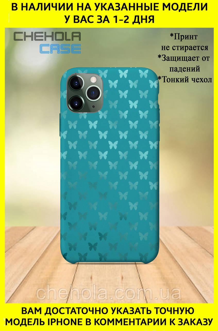 Чехол для iphone 11 Pro Max Pro Милые Для Девочек Бабочки