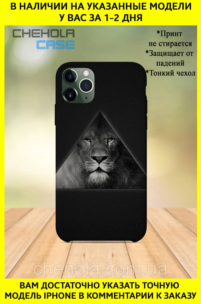 Чехол для iphone 11 Pro Max Pro Стильные Лев