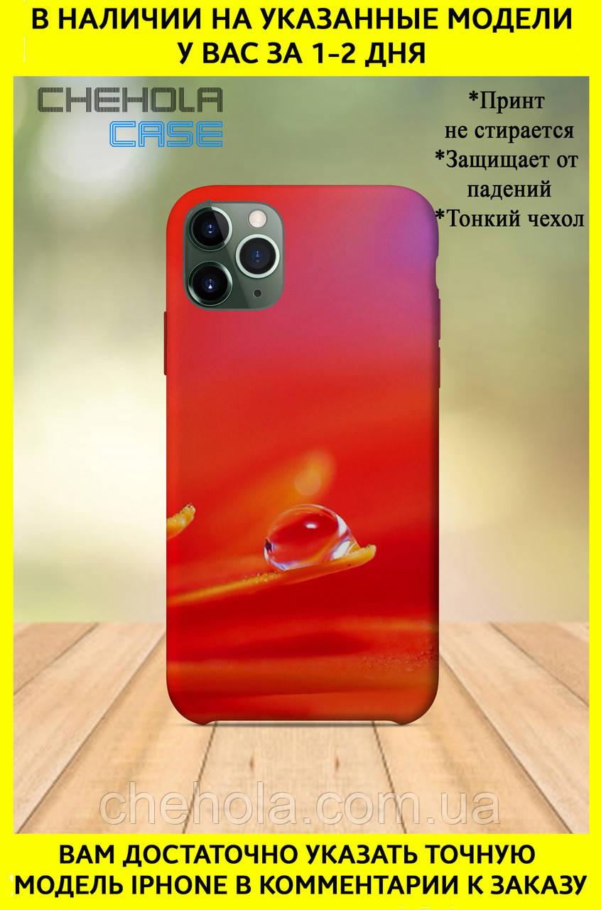 Чехол для iphone 11 Pro Max Pro Природа Роса