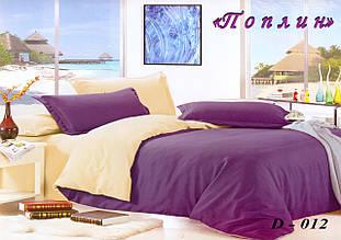 Комплект постільної білизни ТЕТ-А - ТЕТ двоспальний D-012