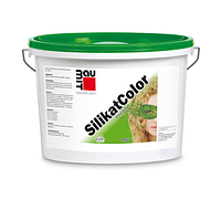 Силикатная краска Баумит СиликатКолор (Baumit SilikatColor) 24кг