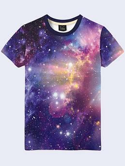 Одежда с Космическим принтом