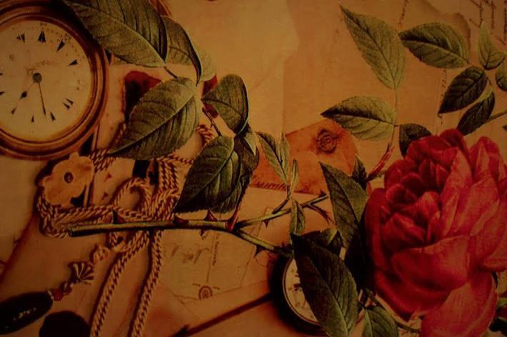 Скатерть клеенчатая для стола ОПТом в рулонах, фото 2