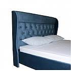 Ліжко Тіффані Двоспальне ТМ Melbi, фото 2