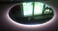 Дзеркало з підсвічуванням., фото 1