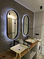 Зеркала с подсветкой по индивидуальным заказам