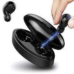 Бездротова гарнітура з мікрофоном ZEALOT H19 Black блютуз Bluetooth 5.0 300mAh