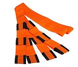 Ремни для переноски грузов, мебели, кробок  Оранж 4,5см на 2,6м Такелажные ремни, фото 3
