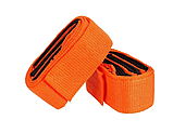 Ремни для переноски грузов, мебели, кробок  Оранж 4,5см на 2,6м Такелажные ремни, фото 2