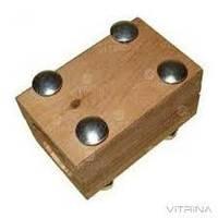 Подшипник деревянный соломотряса d=30 Claas (оригинал)