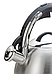 Чайник со свистком из нержавеющей стали Maestro MR-1320 (3 л) | металлический чайник Маэстро, Маестро, фото 2