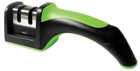 Точилка механическая для ножей Maestro MR-1492 желтая | ножеточка Маэстро | точилка для ножей Маестро
