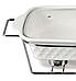 Мармит настольный керамический MAESTRO MR-11259-73 | блюдо с подогревом на подставке Маэстро, Маестро, фото 3