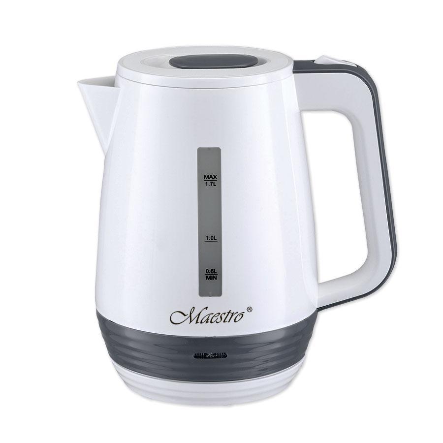 Электрочайник Maestro MR-033 (1.7 л, 2200 Вт) | электрический чайник Маэстро, чайник Маестро