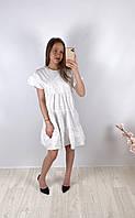 Женское белое платье PrettyLittleThing, оригинал, Великобритания, размер S(Укр 40-42)
