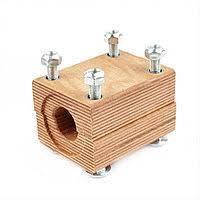 Подшипник деревянный соломотряса d=40 Claas(оригинал)