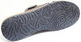 Летние мужские шлепки кожаные, летняя мужская обувь от производителя модель ВА-С51К, фото 6
