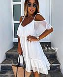 Платье женское нарядное молоко , чёрный , сирень , коралл, фото 4