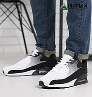 Кросівки чоловічі чорно-білі