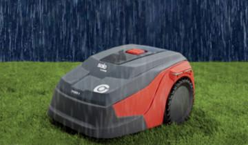 робот-газонокосарка al-ko установка