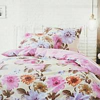 Двуспальное постельное белье от ELWAY из Польши 100% сатин