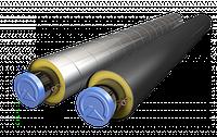 Труба теплоизолированная для теплотрассы 219/315
