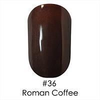 Гель-лак для ногтей Наоми 6ml Naomi Gel Polish 036
