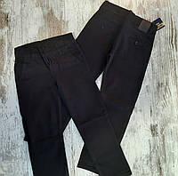 Дитячі джинси 11-15 років для хлопчиків шкільні чорні оптом Туреччина