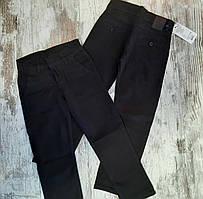 Дитячі джинси 6-10 років для хлопчиків шкільні чорні оптом Туреччина