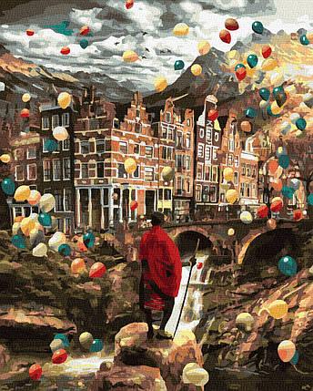 Картина за Номерами Таємні світи 40х50см RainbowArt, фото 2