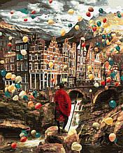 Картина по Номерам Тайные миры 40х50см RainbowArt