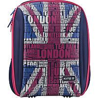 Рюкзак шкільний каркасний Kite Education 732-1 London