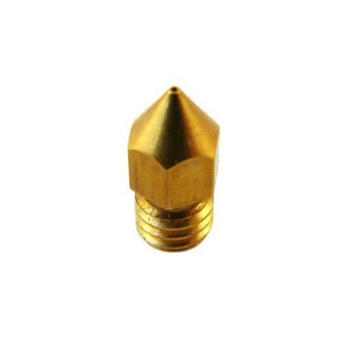 Сопло MK8 MK9 0.5мм под 1.75мм нить для 3D-принтера 2000-03283