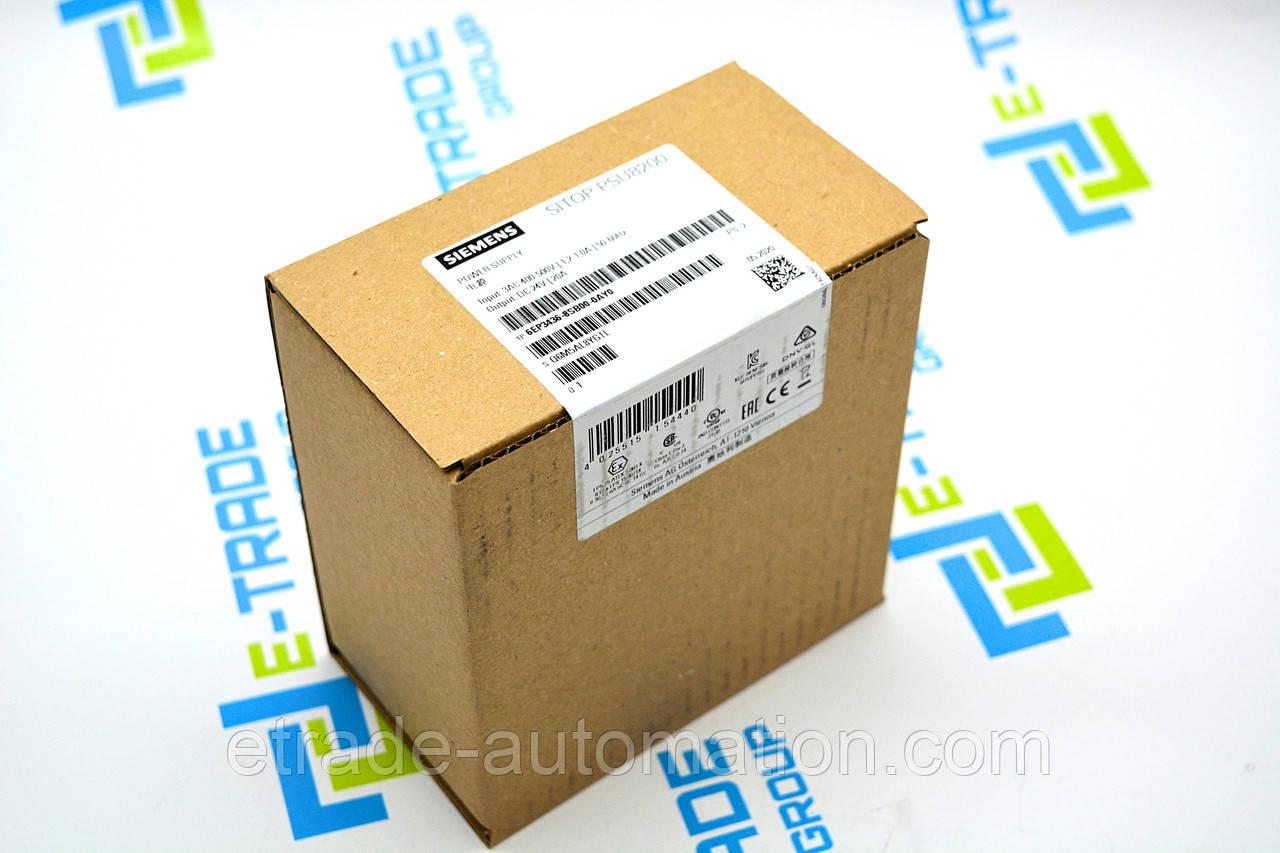 Блок живлення Siemens 6EP3436-8SB00-0AY0