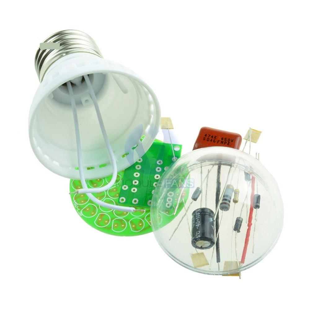Diy kit набор Светодиодная лампа